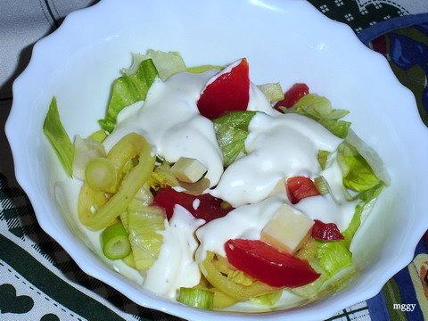Sándor saláta