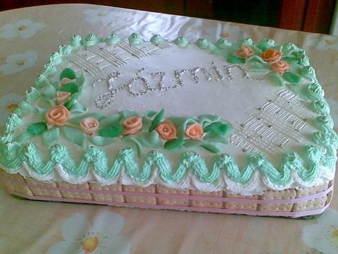 Kinder torta - Kolarovsky Mária, Marcelháza? Szlovákia