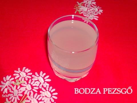Bodza pezsgő