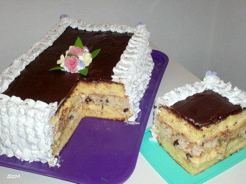 Zselés torta