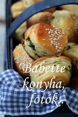 Babette kiváló receptjei, és fotói